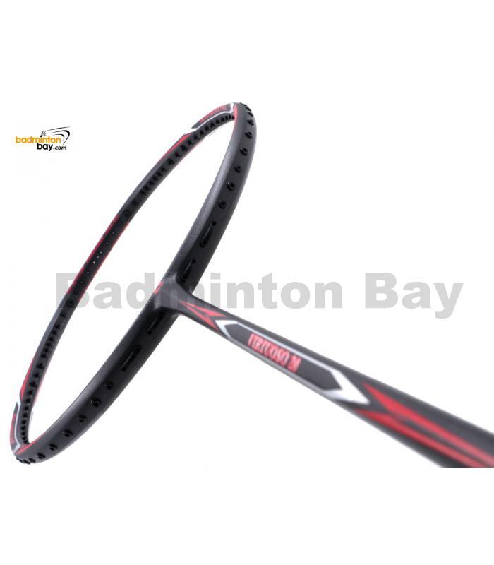 Apacs Virtuoso 20 Dark Grey Badminton Racket (6U)