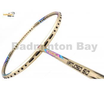 Apacs Virtuoso 50 Gold Badminton Racket (6U)