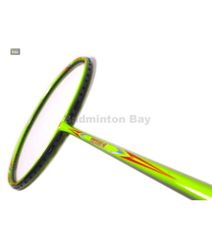~Out of stock Apacs Virtuoso 68 Lime Green Badminton Racket (6U)