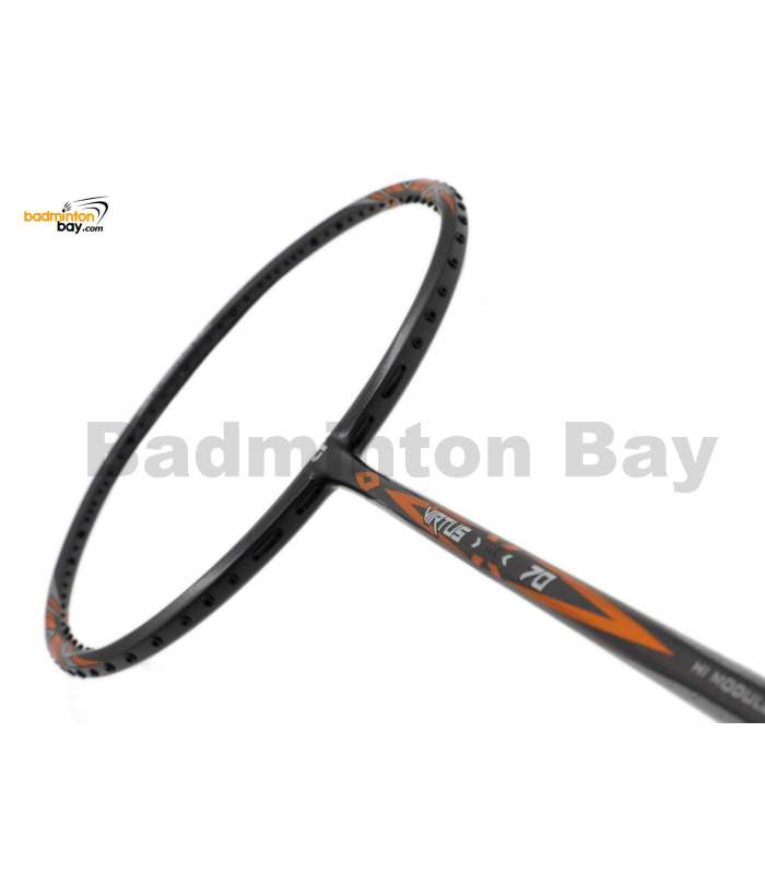 Apacs Virtus 70 Dark Grey (4U-G1) Badminton Racket