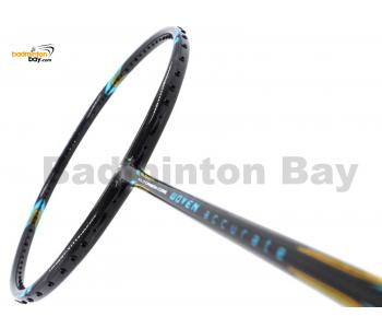 Apacs Woven Accurate (By Ko Sung Hyun) Black Badminton Racket (4U)