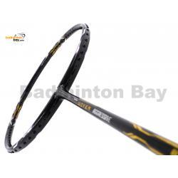Apacs Woven Aggressive (By Ko Sung Hyun) Black Badminton Racket (4U)