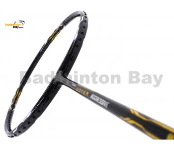 Apacs Woven Aggressive (By Ko Sung Hyun) Black Badminton Racket (4U)