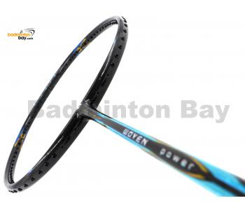 Apacs Woven Power (By Ko Sung Hyun) Black Badminton Racket (4U)