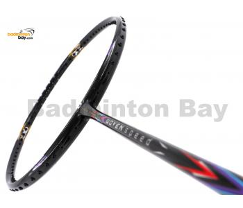 Apacs Woven Speed (By Ko Sung Hyun) Black Badminton Racket (5U)