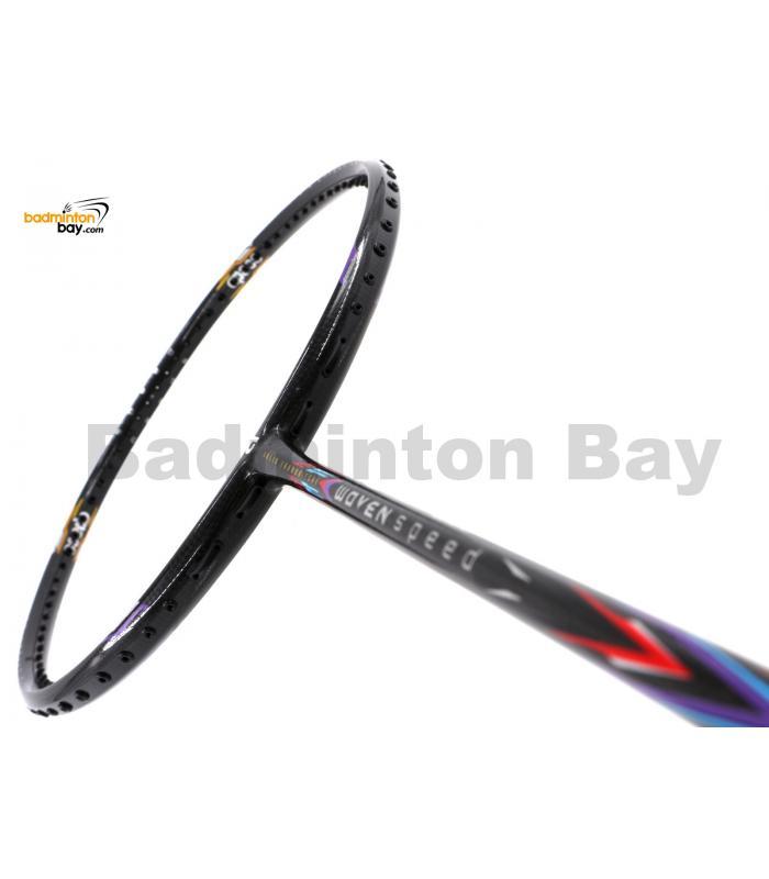 Apacs Woven Speed (By Ko Sung Hyun) Black Badminton Racket (5U)