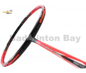 Apacs Z Fusion Bright Red Black Badminton Racket Compact Frame (5U)