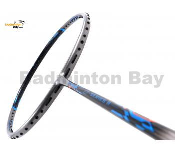 Apacs Z Series V2 Force II Grey Black Matte Badminton Racket (4U)