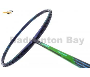 Apacs Z Series Force II  Navy Green Badminton Racket (4U)