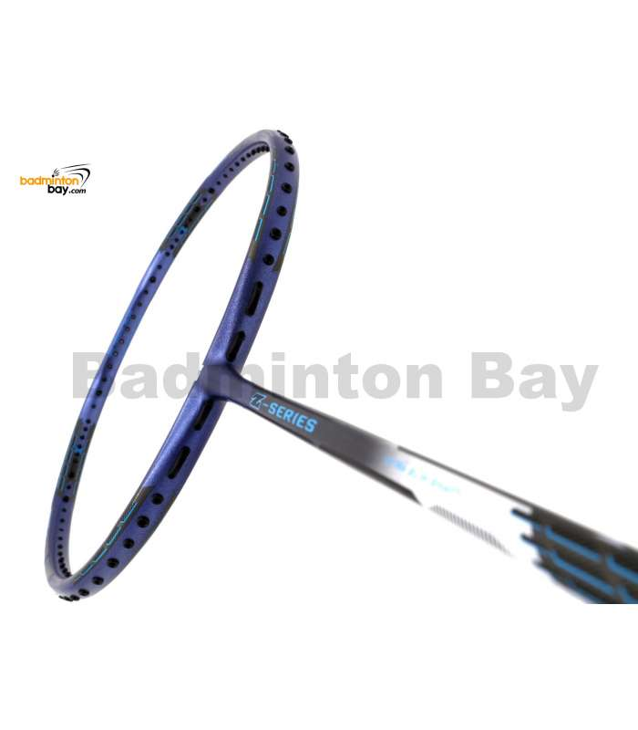 Apacs Z Series Force II Navy Badminton Racket (4U)