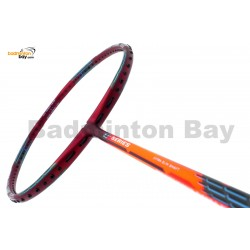 Apacs Z Series Force II Red Orange Badminton Racket (4U)