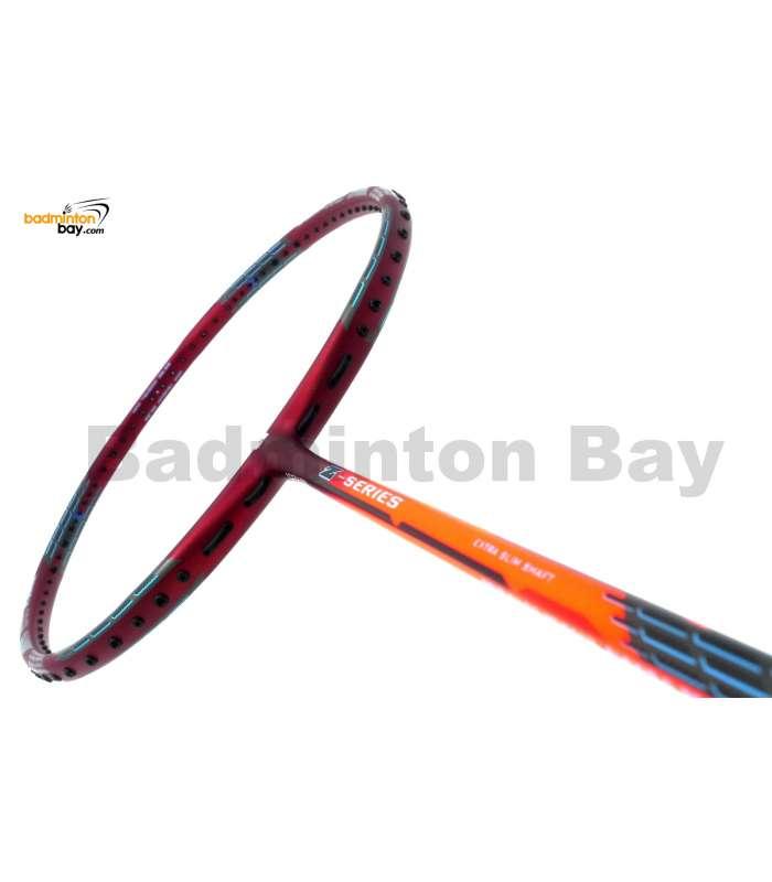 Apacs Z Series Force II Red Orange Badminton Racket (4U)