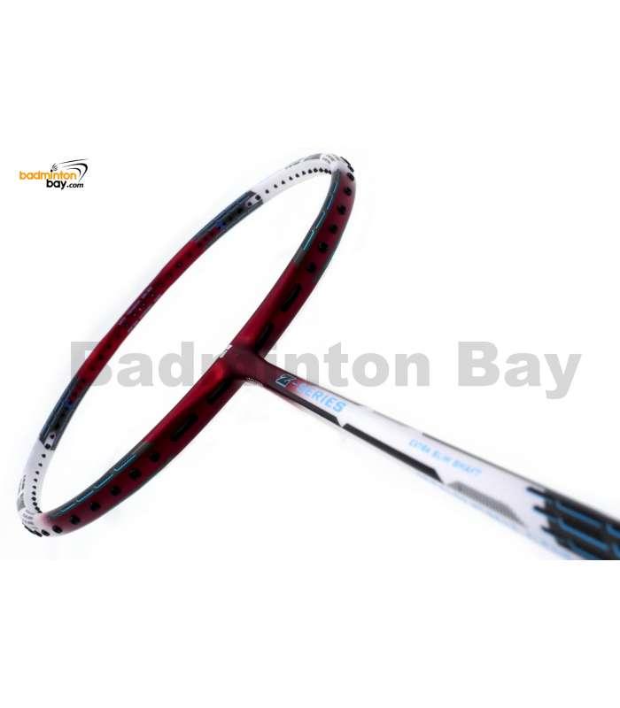 Apacs Z Series Force II Red White Badminton Racket (4U)