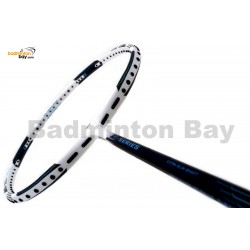 25% OFF Apacs Z Series Force II White Black ( White Frame ) Badminton Racket (4U) with White Abroz DG 67 Power String @ 25 lbs