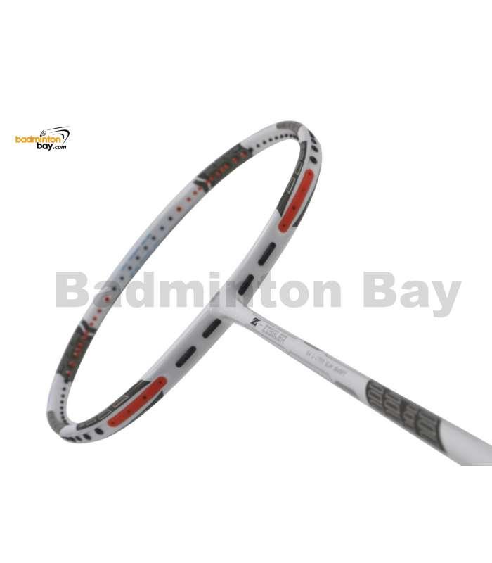 Apacs Z Ziggler Force II Badminton Racket Compact Frame (4U White)