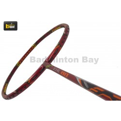 Apacs ZIG 80 Red (4U) Badminton Racket