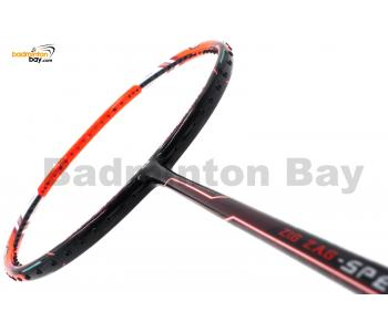 Apacs Zig Zag Speed III Orange (Prime Version) Compact Frame Badminton Racket (4U)