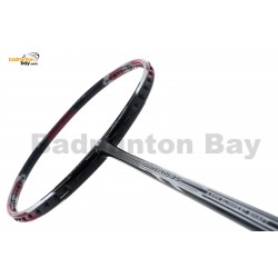 Apacs Ziggler 535 Red Black 5Series Compact Frame Badminton Racket (5U)