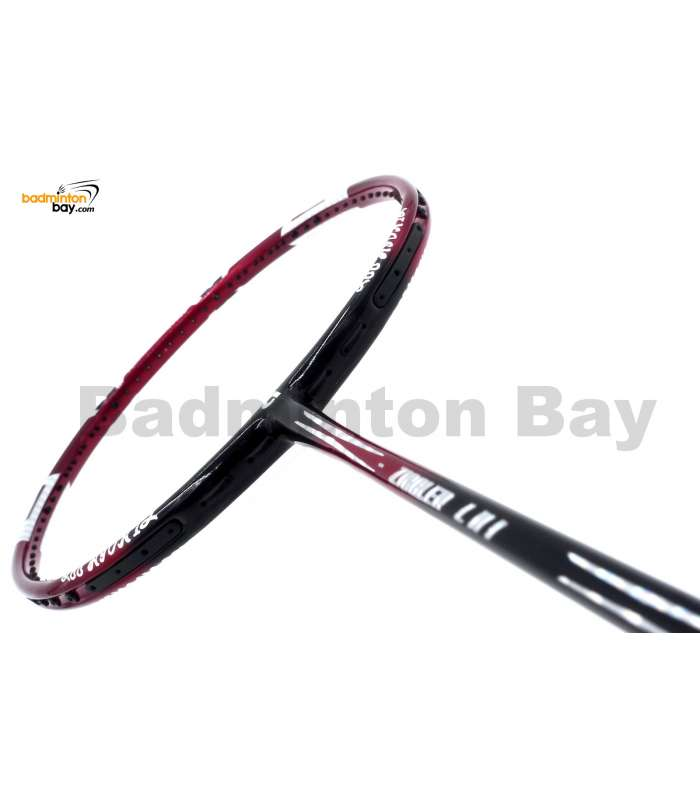Apacs Ziggler LHI (Lee Hyun-il) Red Black Silver Badminton Racket (3U)