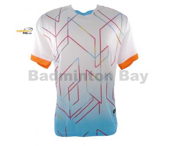 Arora Dri-Fast BMT32 White T-Shirt Jersey