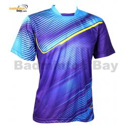 Arora Dri-Fast BMT46 Purple Sea T-Shirt Jersey