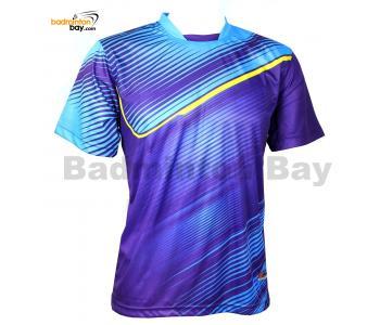Arora Dri-Fast BMT46 Purple Sea T-Shirt Jersey