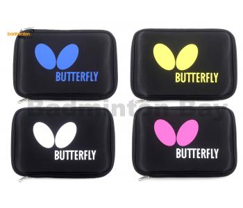 Butterfly Logo Rectangle Case for Table Tennis Racket 62770 Series Fits 2 Ping Pong Bats