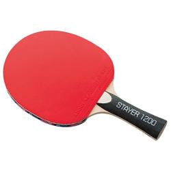 Butterfly Stayer 1200 Shakehand FL Table Tennis Racket with Rubber