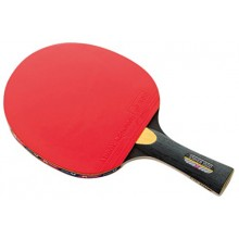 Butterfly Stayer 1500 Shakehand FL Table Tennis Racket with Rubber
