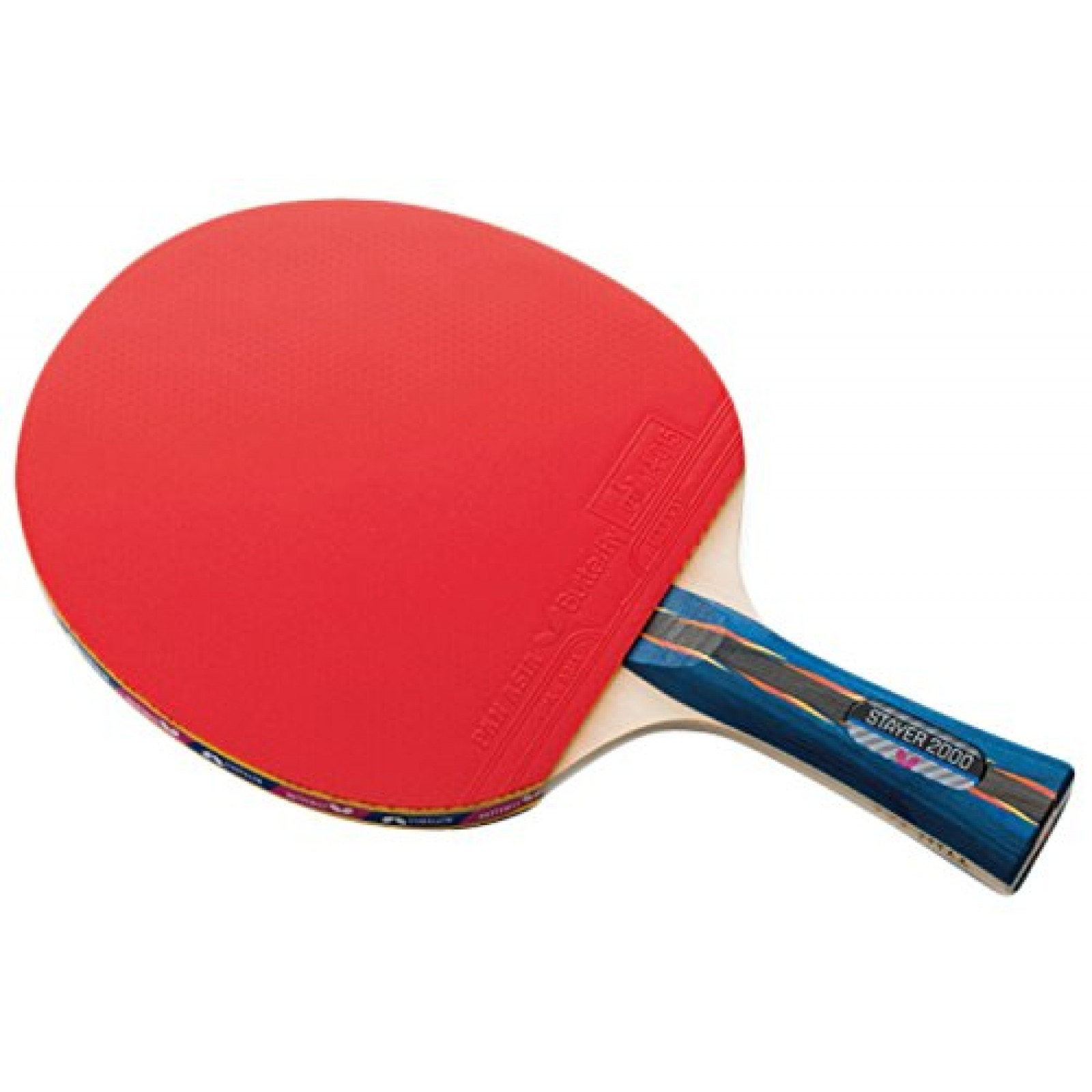 Butterfly stayer 2000 shakehand fl table tennis racket - Butterfly table tennis official website ...