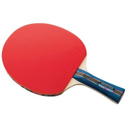 Butterfly Stayer 2000 Shakehand FL Table Tennis Racket with Rubber