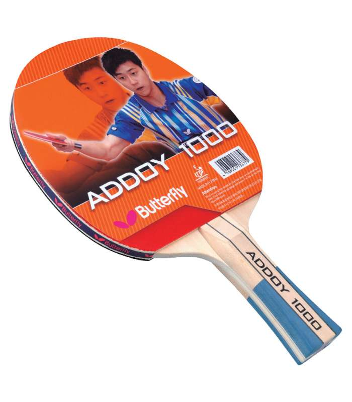 Butterfly Addoy 1000 FL Shakehand Table Tennis Racket