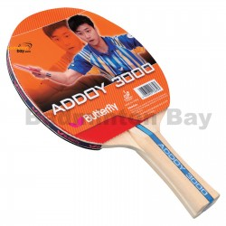 Butterfly Addoy 3000 FL Shakehand Table Tennis Racket