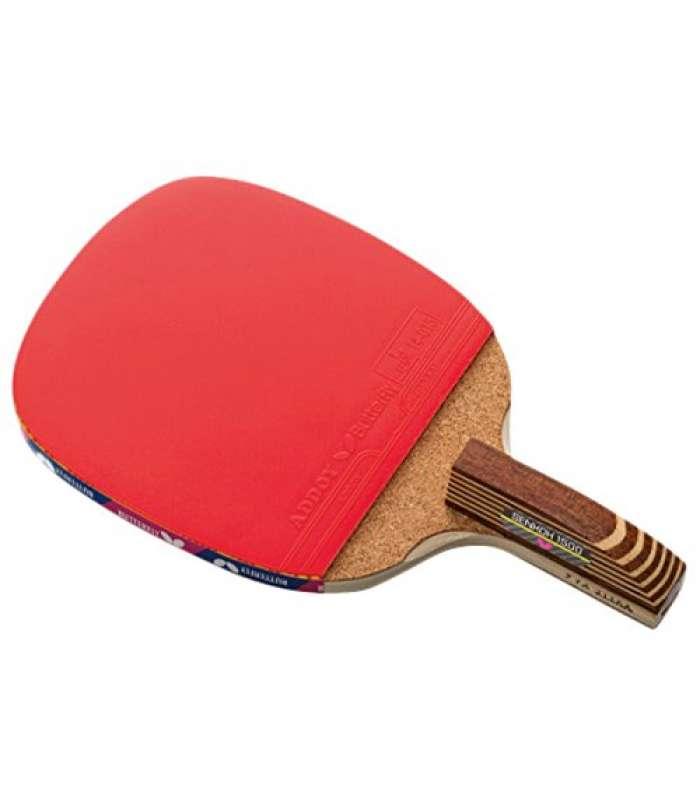 Butterfly senkoh 1500 penhold table tennis racket with - Raquette de tennis de table butterfly ...