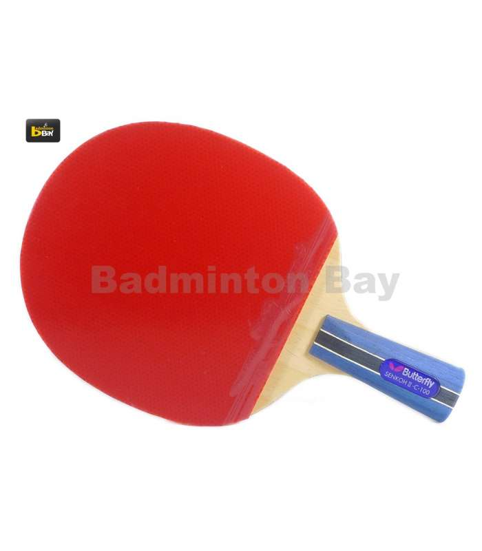 ~ Out of stock  Butterfly Senkoh II C-100 Penhold (Chinese) Table Tennis Racket