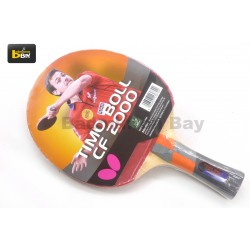 Butterfly Timo Boll CF 2000 FL Shakehand Table Tennis Carbon Fiber Racket