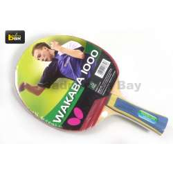 Butterfly Wakaba 1000 FL Shakehand Table Tennis Racket