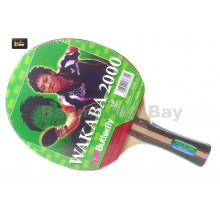 Butterfly Wakaba 2000 FL Shakehand Table Tennis Racket