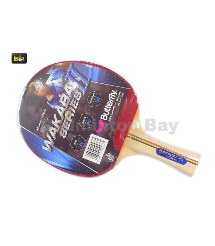 ~Out of Stock~ Butterfly Wakaba II FL Shakehand Table Tennis Racket