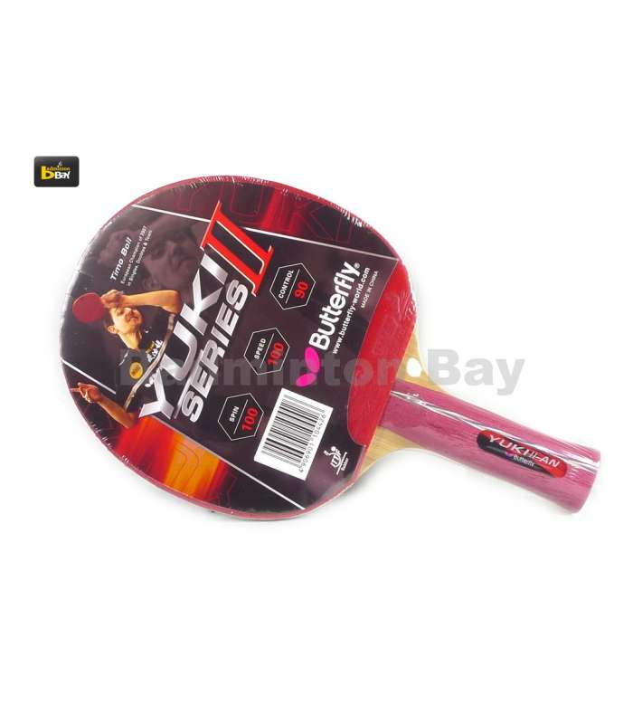~Out of Stock~ Butterfly Yuki II AN Shakehand Table Tennis Racket