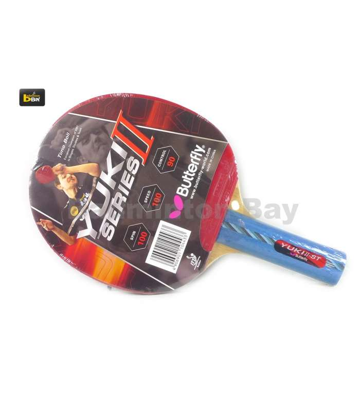~Out of Stock~ Butterfly Yuki II ST Shakehand Table Tennis Racket