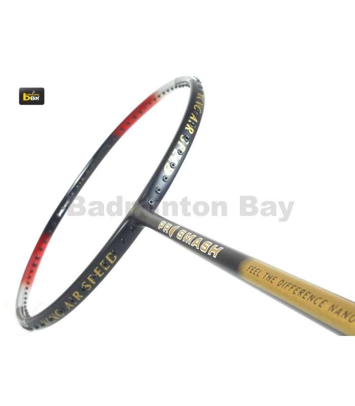 Finnex Pro Smash Badminton Racket (4U)