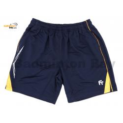 Fleet Dry Fast Men Black Yellow Sport Shorts Pants CN 130