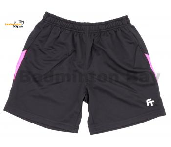 Fleet Dry Fast Black Pink Sport Shorts Pants CN 132