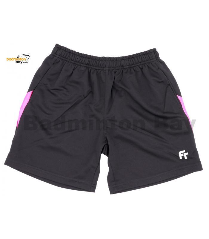 Fleet Dry Fast Black Pink Sport Shorts Pants CN 132