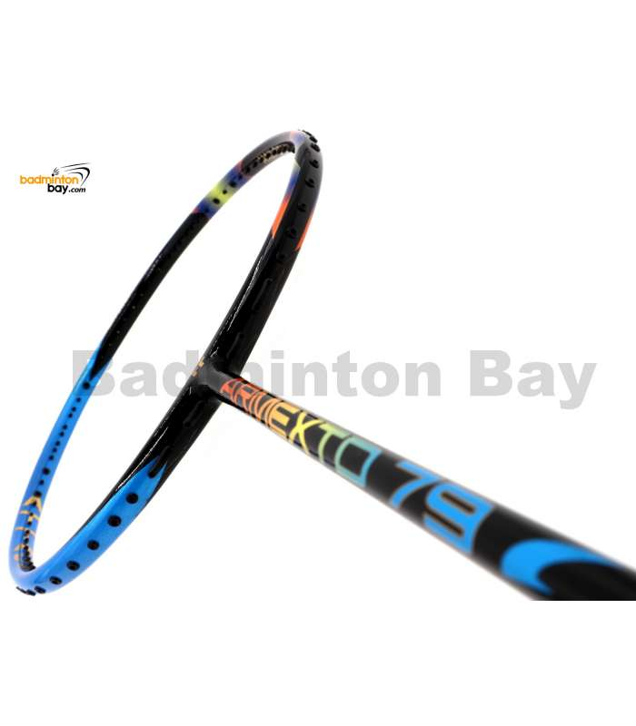 Fleet ArmexTD 79 Black Blue Badminton Racket (4U)