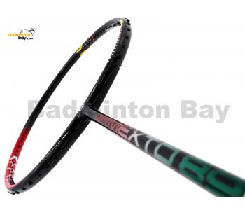 20% OFF Fleet ArmexTD 89D Red Badminton Racket (4U) With Slight Paint Defect (Refer Picture)