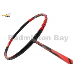 Fleet Duo Speed Black Red Badminton Racket (4U)