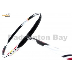 Fleet Duo Speed White Badminton Racket (3U)