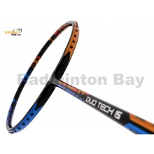 Fleet Duo Tech 15 Orange Blue Badminton Racket (3U)